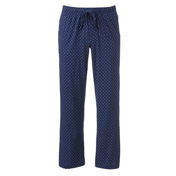 Apt. 9 Geometric Knit Lounge Pants