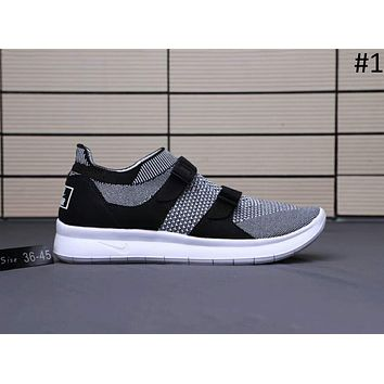 NIKE AIR SOCKRACER FLYKNIT fly line knitting casual running shoes F-A0-HXYDXPF #1