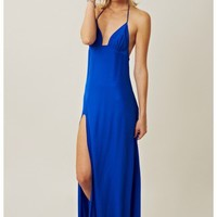 Blu Moon Silk Starling Night Dress