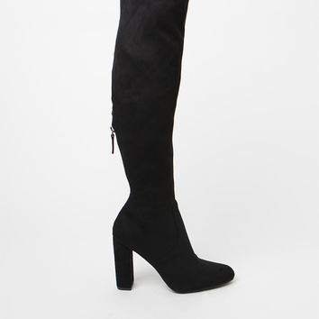 Steve Madden Emotions Over-The-Knee Boots at PacSun.com
