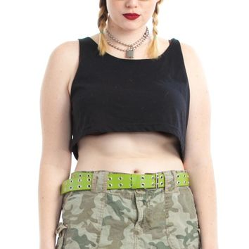 Vintage Y2K Destiny Camo Mini Skirt - XL