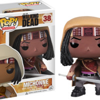 The Walking Dead - Michonne Pop! Vinyl Figure