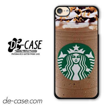 Starbucks Frappuccino DEAL-10092 Apple Phonecase Cover For Ipod Touch 6