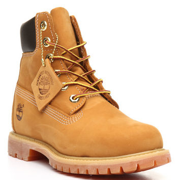 6-inch Premium Waterproof Boots by Timberland