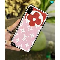 LV Louis Vuitton Newest Hot Sale iPhone Phone Cover Case For iphone 6 6s 6plus 6s-plus 7 7plus iPhone X XR XS XS MAX 8#