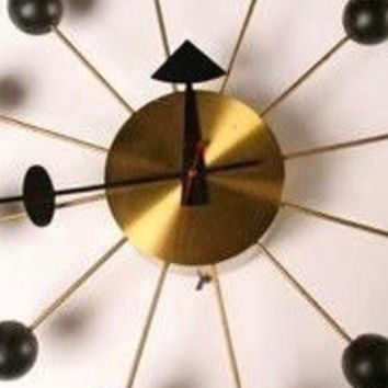 George Nelson Ball Clock by Howard Miller.
