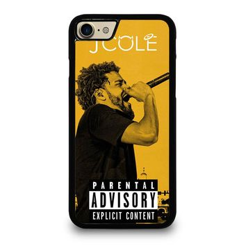 J. COLE HOMECOMING iPhone 7 Case Cover