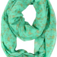 Birds of a Feather Infinity Scarf