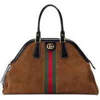 Gucci Large top handle tote
