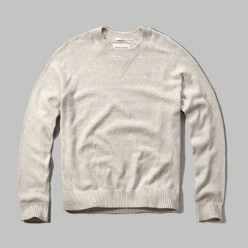 Iconic Crew Neck Sweater