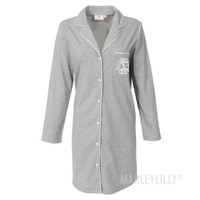 Monogrammed Sleep Shirt | Marleylilly