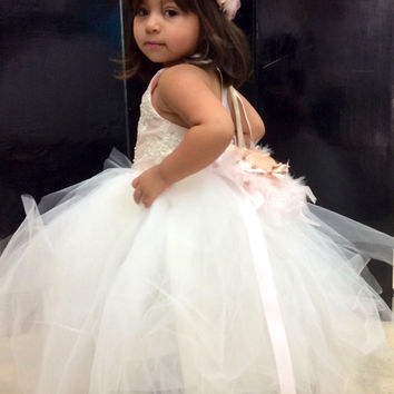 Tutu dress-flower girl-photography-bridal-Valeria