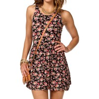 Floral Sleeveless Spring