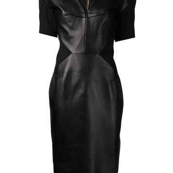 Roland Mouret v-neck dress