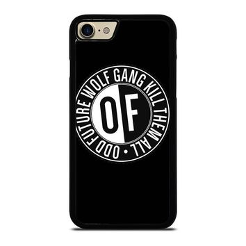 ODD FUTURE OF LOGO WOLF GANG iPhone 4/4S 5/5S/SE 5C 6/6S 7 8 Plus X Case