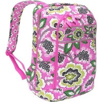Vera Bradley Laptop Backpack (Priscilla Pink)