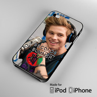 Luke Hemmings 5SOS iPhone 4S 5S 5C 6 6Plus, iPod 4 5, LG G2 G3, Sony Z2 Case