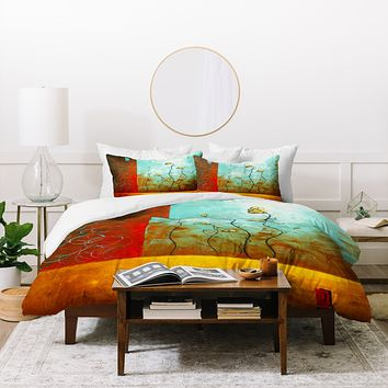 Madart Inc. Subtle Changes Duvet Cover