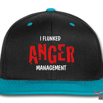 i flunked anger management Snapback