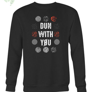 Dun With You Twenty One Pilots Long Sweater