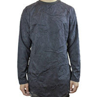 Crushed - Coal - Long Sleeve