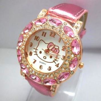 Hello Kitty Watch Children
