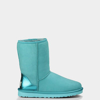 UGG® Classic Short Metallic Patent | Free Shipping at UGGAustralia.com