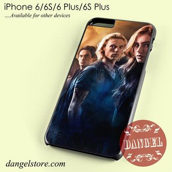 the mortal instruments city of bones poster Phone case for iPhone 6/6s/6 Plus/6S plus
