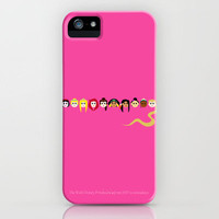 Disney Princesses iPhone Case by Aurelie Scour Art | Society6