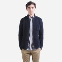 The Slim Sweater Blazer