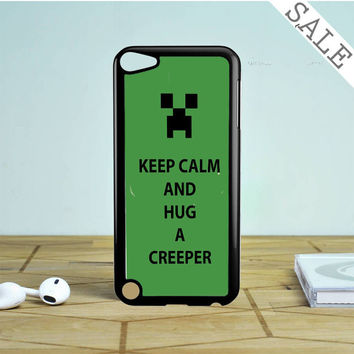 keep calm wwe boxing gloves iPod Touch 5 Case