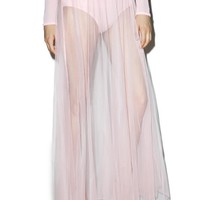 Angelic Grace Maxi Skirt
