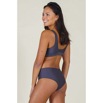 Aila Blue - Jasmine Bottom | Ash