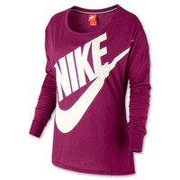 Women's Nike Signal Long Sleeve T-shirt