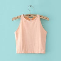 Crop Top Tank - Multiple Colors