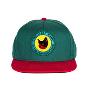 GREAT WANG SNAPBACK GREEN – Odd Future