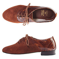 American Apparel - Bobby Suede Lace-Up Shoe