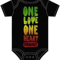 Bob Marley One Love One Heart One Piece