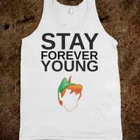 Stay Forever Young - WANNA(gotta)BE
