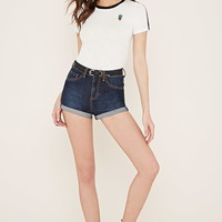 Cactus Patch Top   Forever 21 - 2000176964