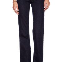 J Brand Tailored High Waisted Flare in Ink Well