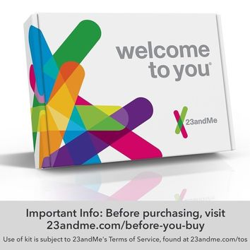23andMe DNA Testing - 65+ Reports for Health Ancestry Traits - Personal Genet...