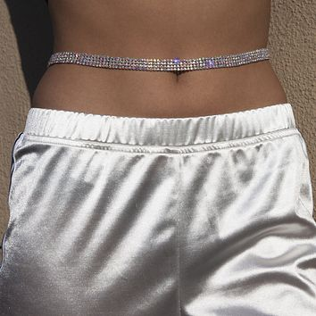 Disco Belly Chain