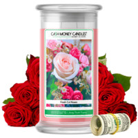Fresh Cut Roses | Cash Money Candle®