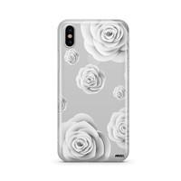 Paper Rose - Clear TPU Case Cover