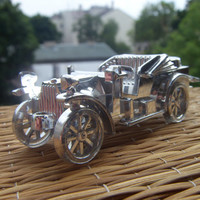 Vintage Retro Car Souvenir Made in USSR.