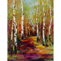 Aspen Summer by Leftbank Art