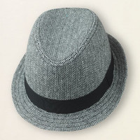 accessories - accessories - herringbone fedora | Children's Clothing | Kids Clothes | The Children's Place