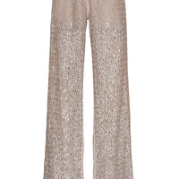 Embroidered Trousers | Moda Operandi