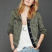Free People Clothing Boutique > We The Free Military Jacket
